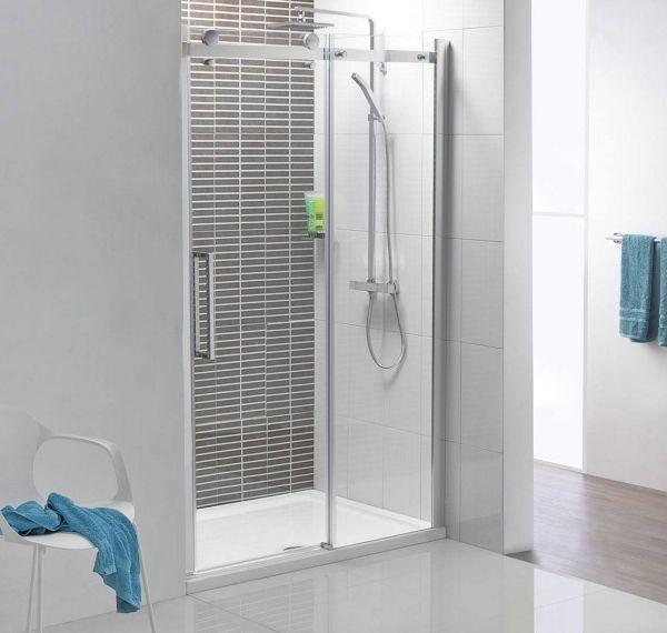 Tại sao cửa kính phòng tắm lùa được ưa chuộng?