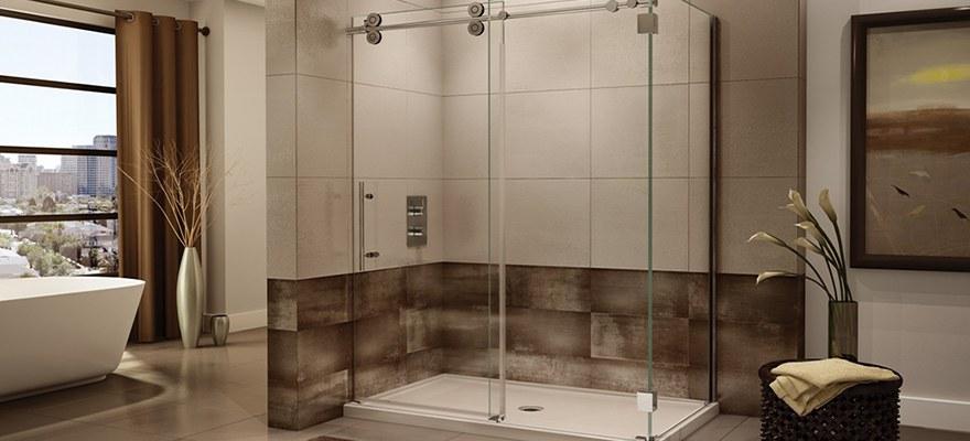4 Lý do nên lắp đặt phòng tắm kính hiện đại cho nhà ở